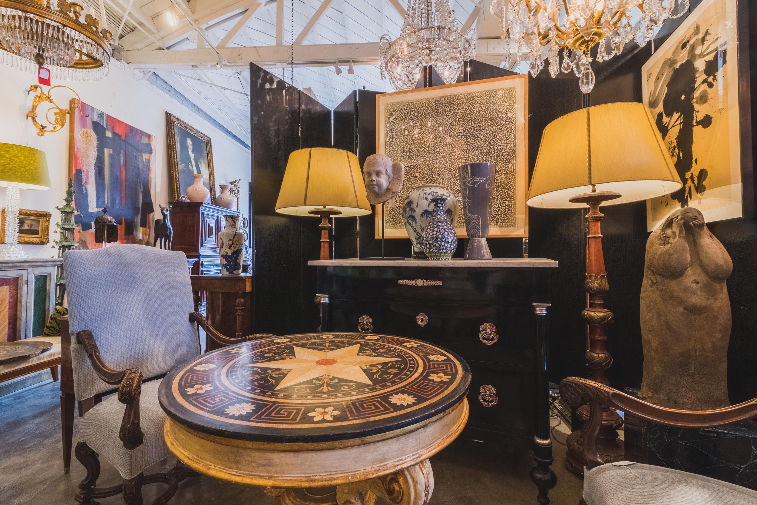 La Bella Casa Antiques x Zehana