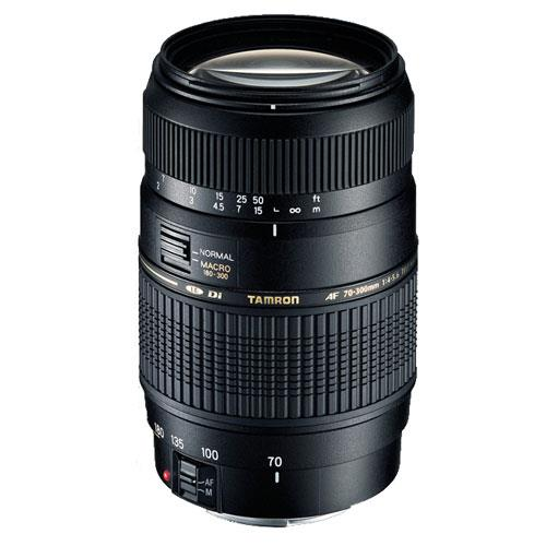 Tamron AF 70-300mm f/4-5.6 Di LD Macro Lens - Great for event photography, this lens is extremely versatile. Quick, easy to use, and not too heavy, this is my go-to for action shots. This is also great for detail shots, and the shallow depth of field results in absolutely dreamy backgrounds.