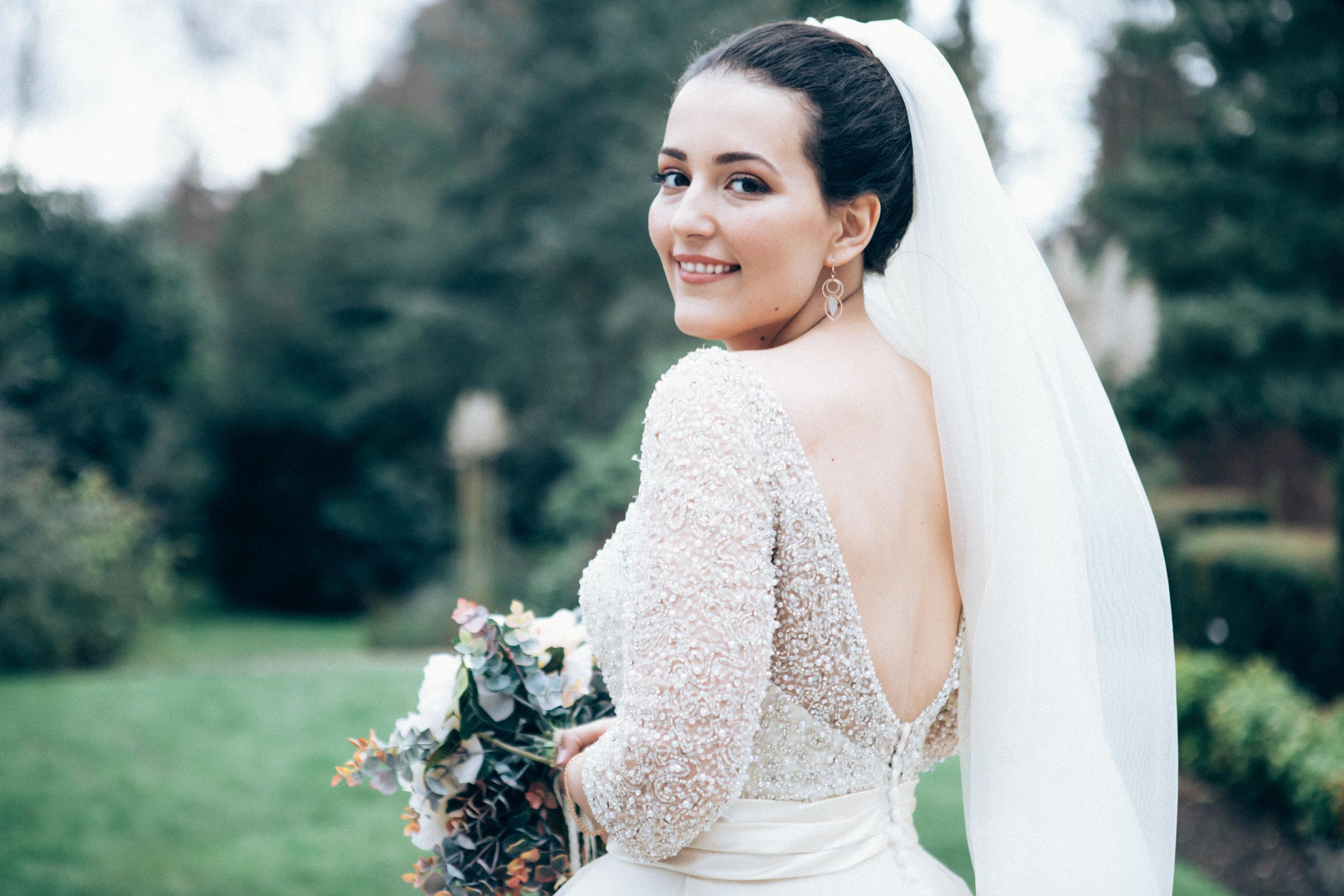 Veronica Taylor photography | wedding portrait