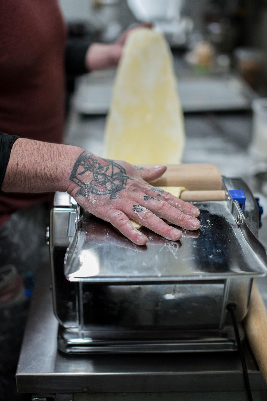 pâtes fait maison au Petit Italien