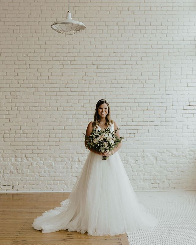 @katieemarak is a married woman - and y'all - talk about a dream bride. The sweetest thing, and the sweetest, God filled love, between her and Jack. We're blessed with some of the best brides. Check out our stories to see how we brought Katie's vision to life @hiddenfallsevents 📸: @rebeccataylorphotos