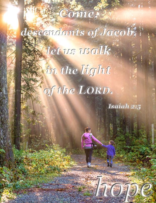 Isiah 2:3