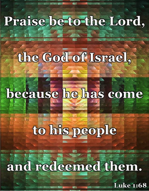 Luke 1:68