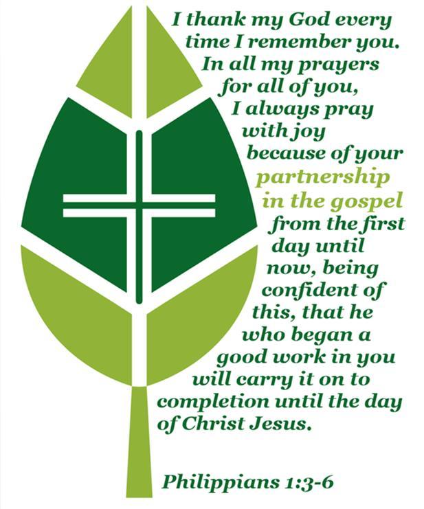 Philippians 1:3-6