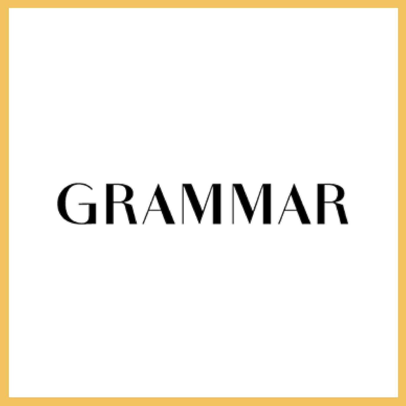 Grammar NYC logo