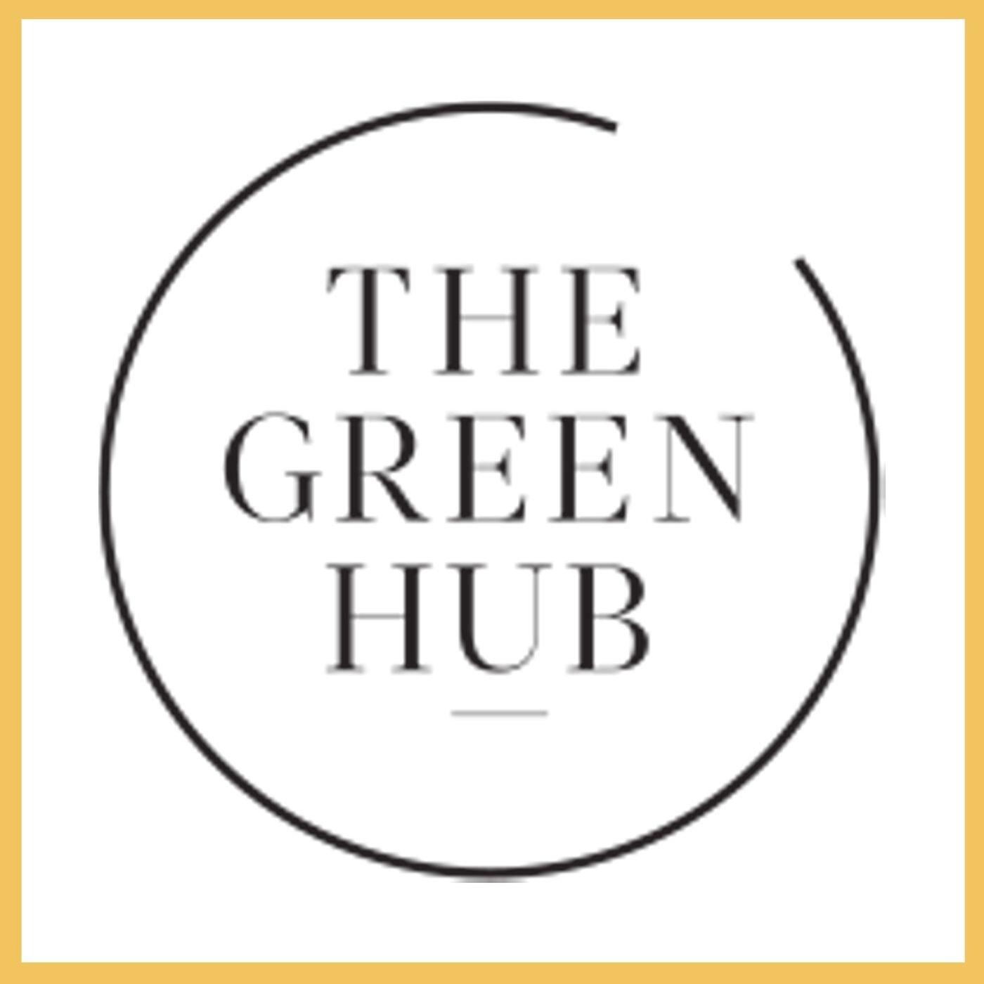 The Green Hub logo
