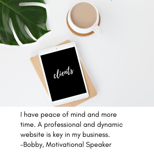 kind words - Bobby, Motivational Speaker.jpg