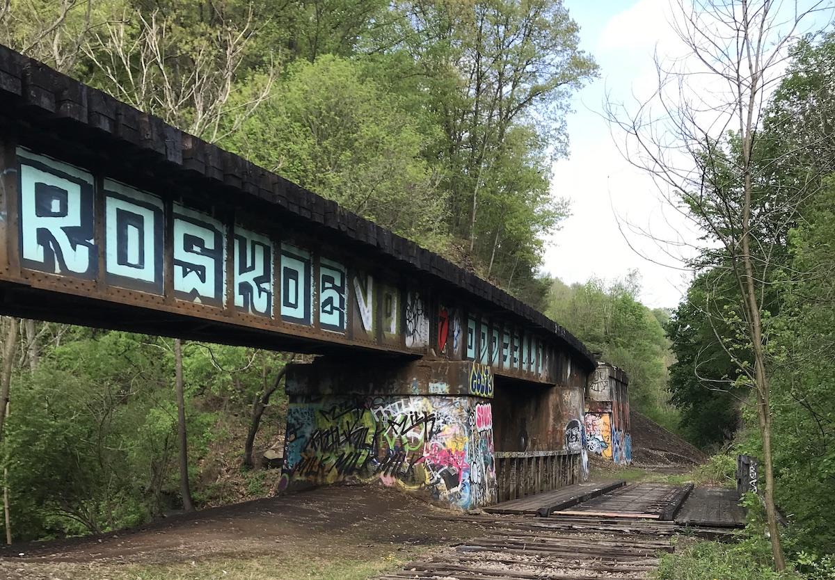 Seldom Seen Greenway. Image: Becca Halter