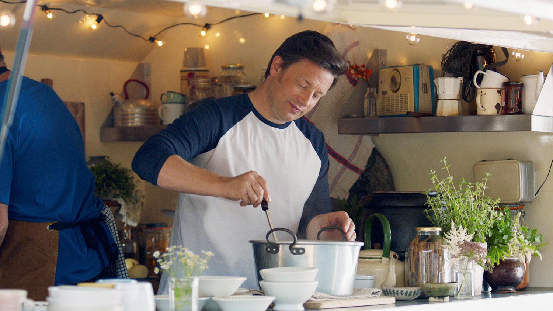 Jamie Oliver – Fresh Food Kids and Food Rescue
