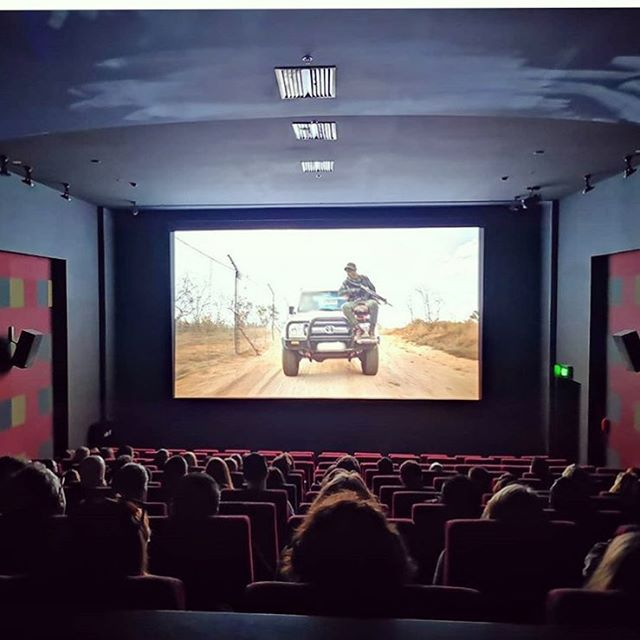 Us Greenies were invited to a special screening of Save This Rhino to celebrate the extraordinary work from the team at @thisfilmstudio. You can catch it on @natgeo on 23/04 and 30/04 🦏 . . . @mcsaatchisyd