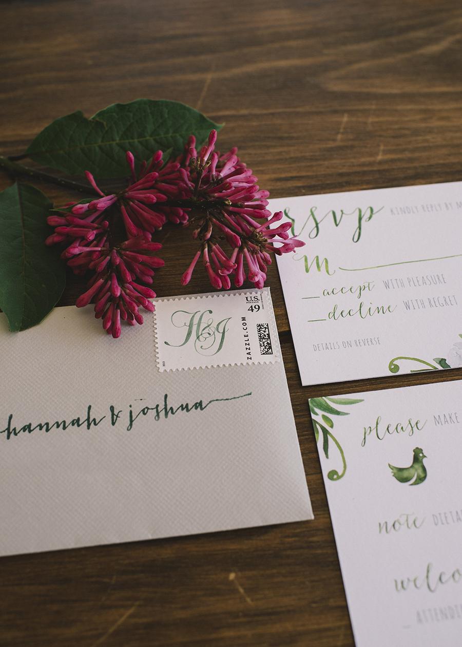 Hannah & Josh - Wedding Suite