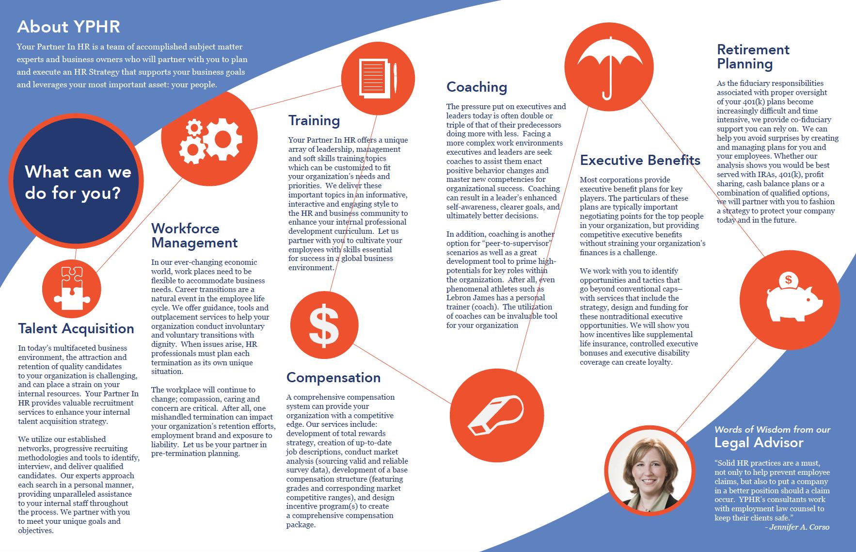Design - Print, web, and logo design services