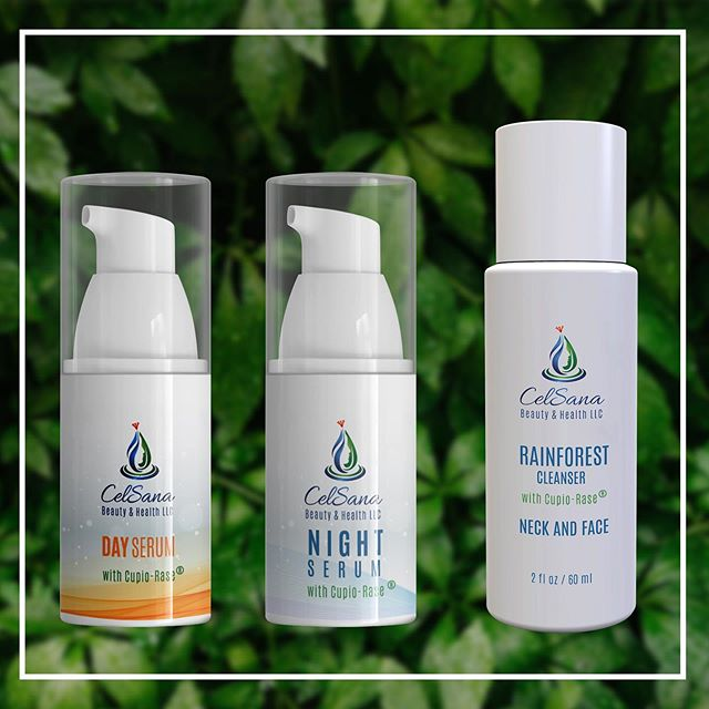 """Organic and Naturally plant based skincare products are packed with incredible quality ingredients. Our reviews describe our products as """"magic""""  Why don't you try and see for yourself? 8 week money back guarantee 💰🤔💖 . . .  #celsana #skincareislife #skincareisimportant #loveyourskinmore #lovetheskinyourein #lifechangingskincare #financialfuture #betterthanbotox #athomespaday #athomespa #organicingredients #naturesremedies #beautyandhealthcare #necktreatment #nighttimeskincare #nighttimeskincareroutine #glutenfreeskincare #Parabenfree #morningskincare #morningskincareroutine #8weekchallenge #skincarechallenge #takemeonvacation #feelslikevacation #agingbeautifully #parabenfreeskincare #veganskincare #nottestedonanimals"""