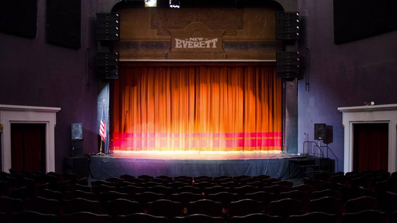 Courtesy Historic Everett Theatre