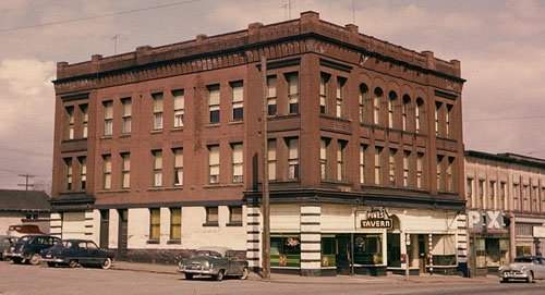 Photo of Swalwell Building in Riverside    // Courtesy of Snohomish County.