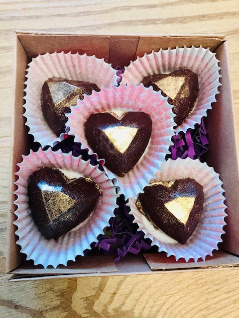Raw Truffle Chocolates