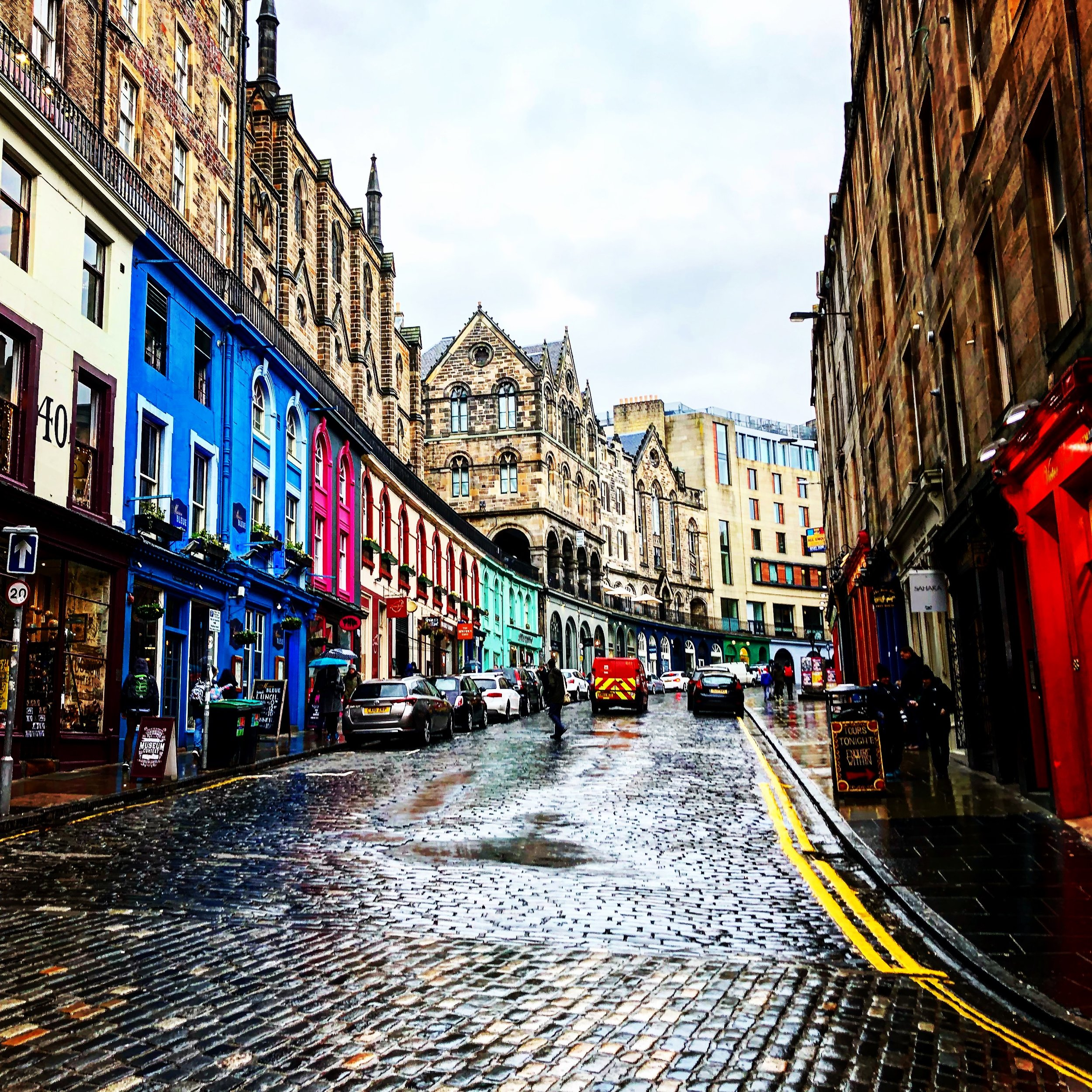 EXPLORE - Get to know old Europe the way you've always imagined.SCOTLAND