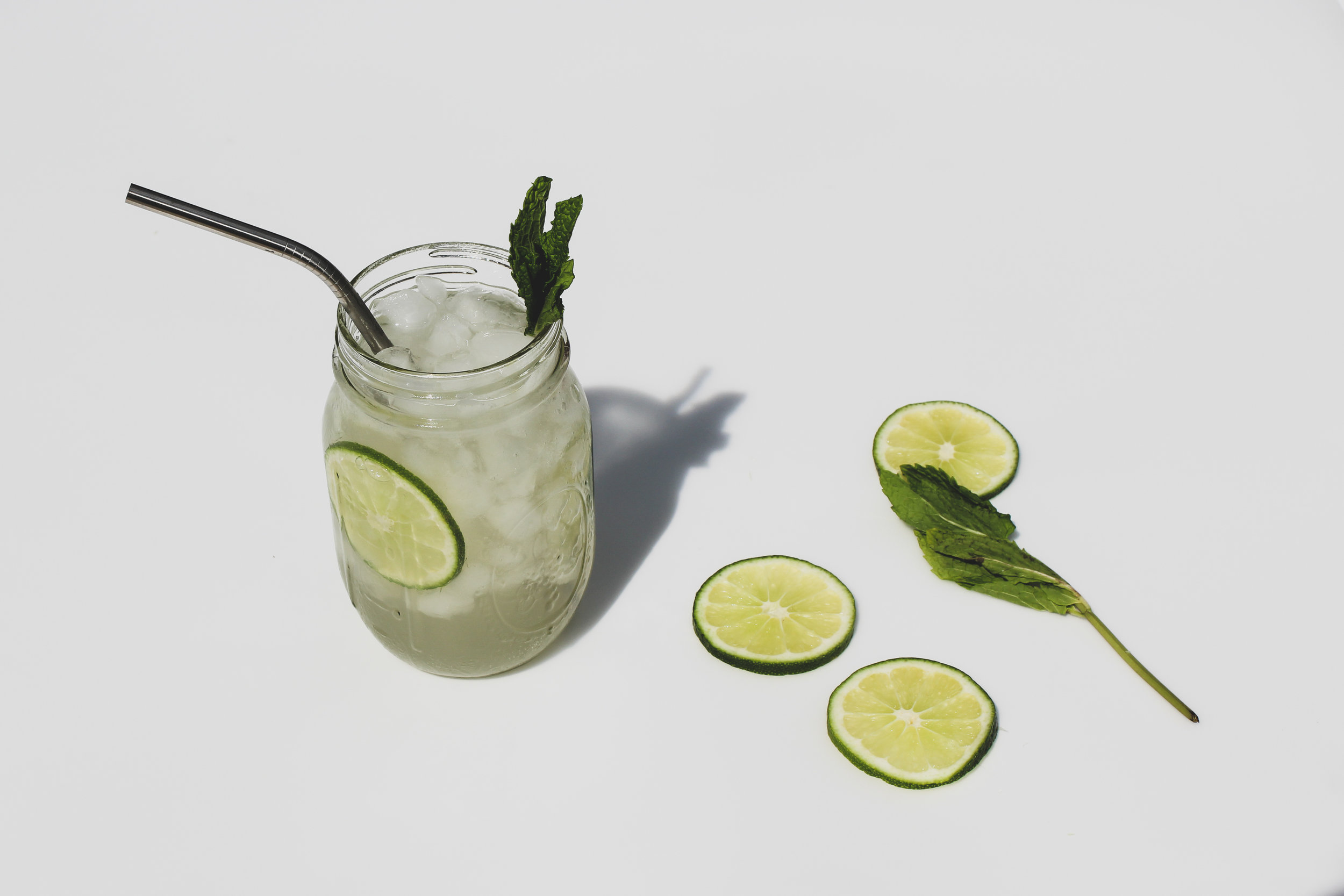 Fresh and spicy. Lime, mint and ginger beer meet and suddenly life is better. Featuring  Perfect Vodka .