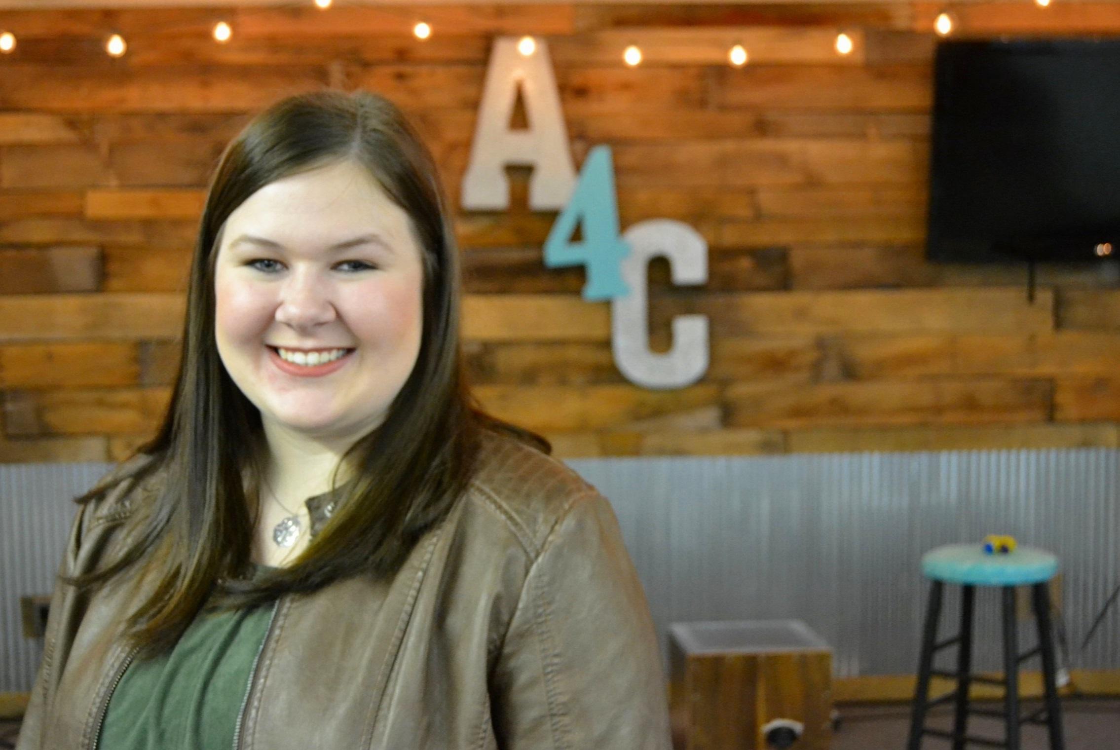 Ashley Roberts - Student Leader