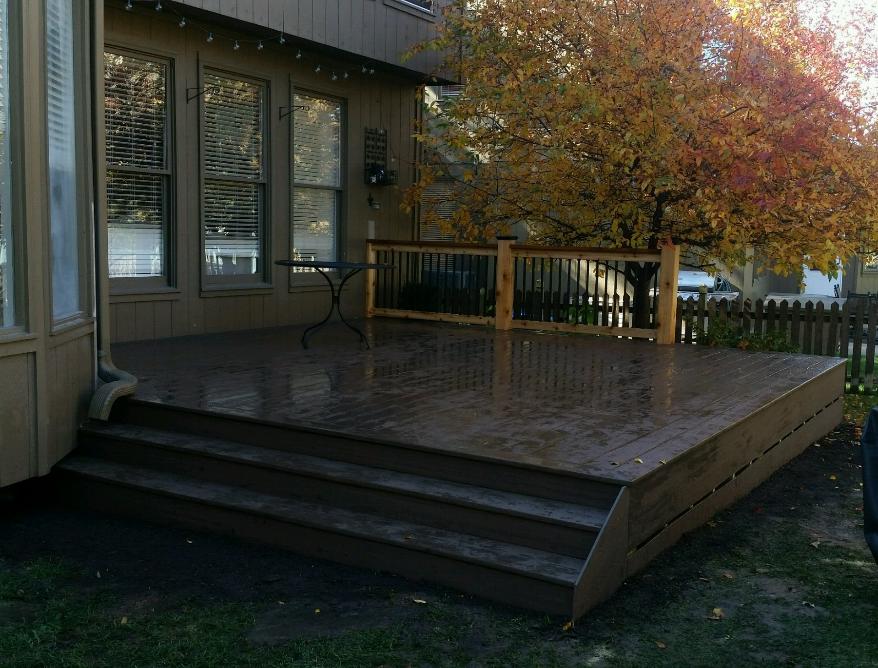 """<p><strong>Deck</strong>Our Decks Stand Out<a href=""""/area-of-your-site"""">More →</a></p>"""