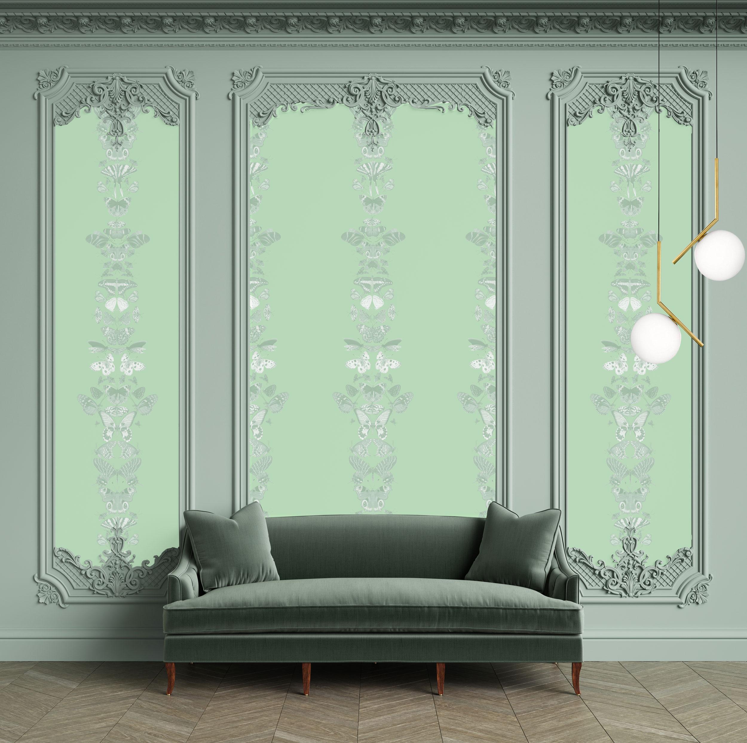 """Metamorphisis"" wallpaper in Mint"