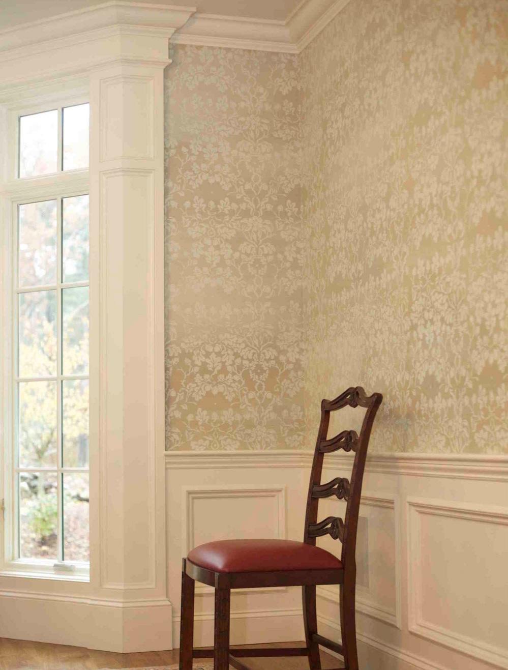 """""""Acorn"""" wallpaper in golden sunrise"""
