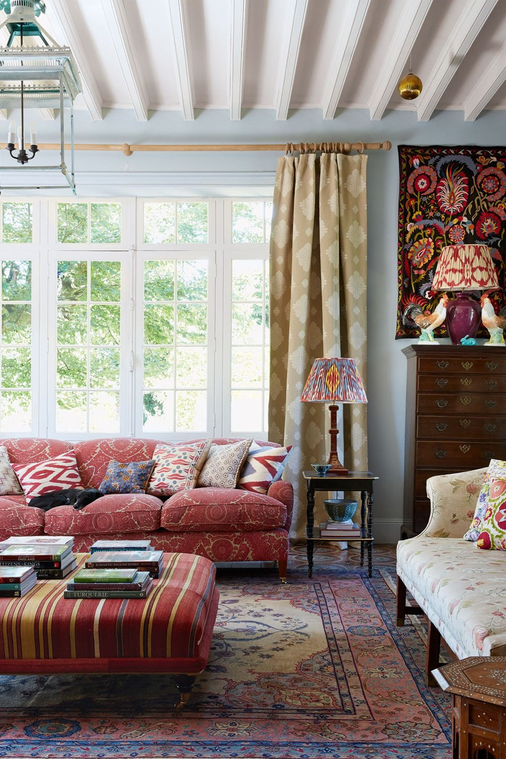Susan's French Country home