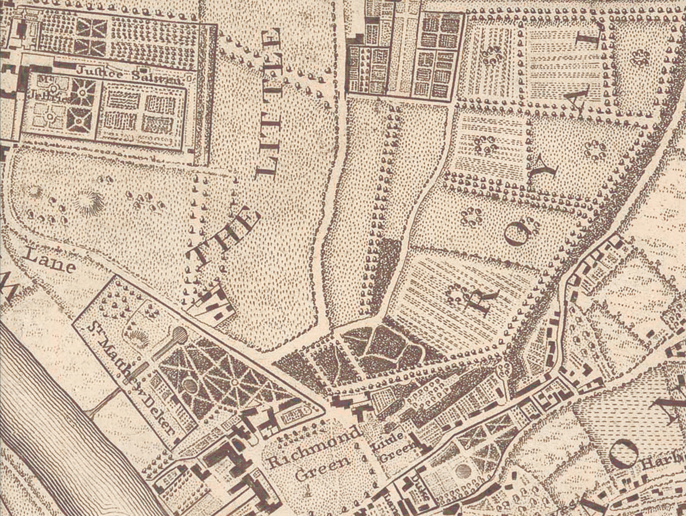 Georgian-London-10-miles-round-Part-1746-Sepia-on-Parchment.jpg