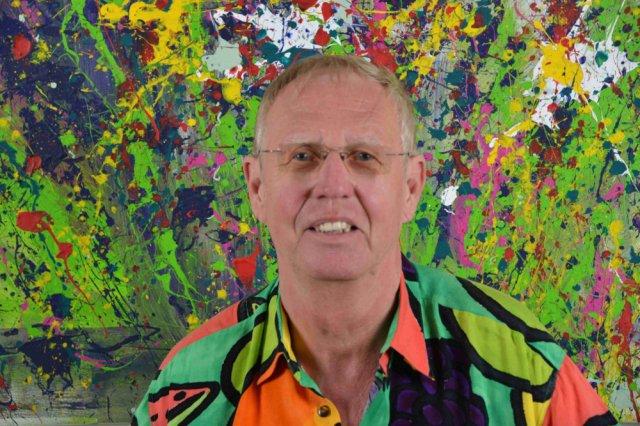 Dr. Siegfried Meyer  Der Künstler