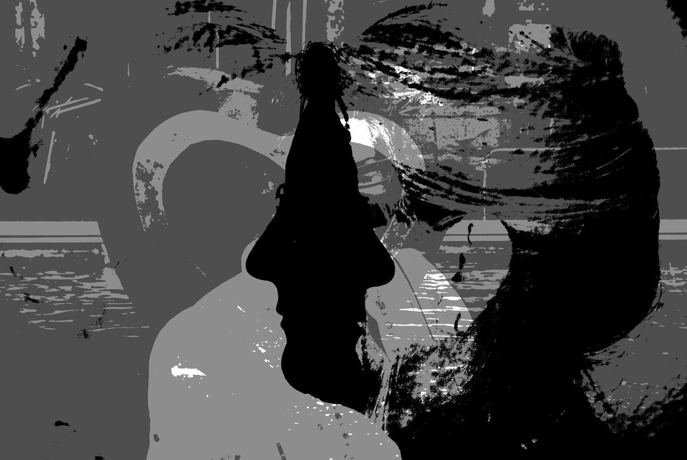 Ate 2 | Doppelbelichtung bearbeitet