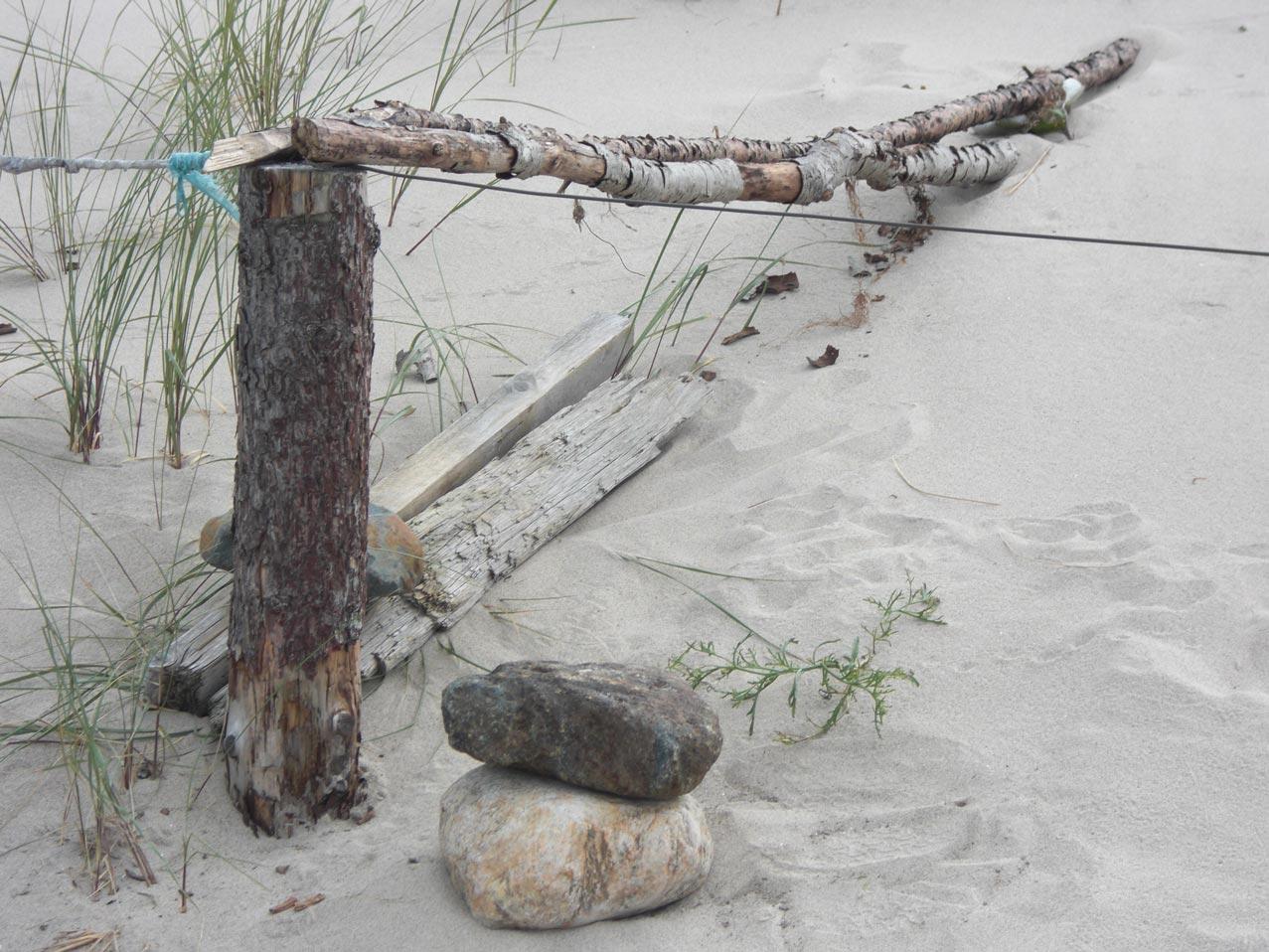 Ostsee Beuys Foto 4