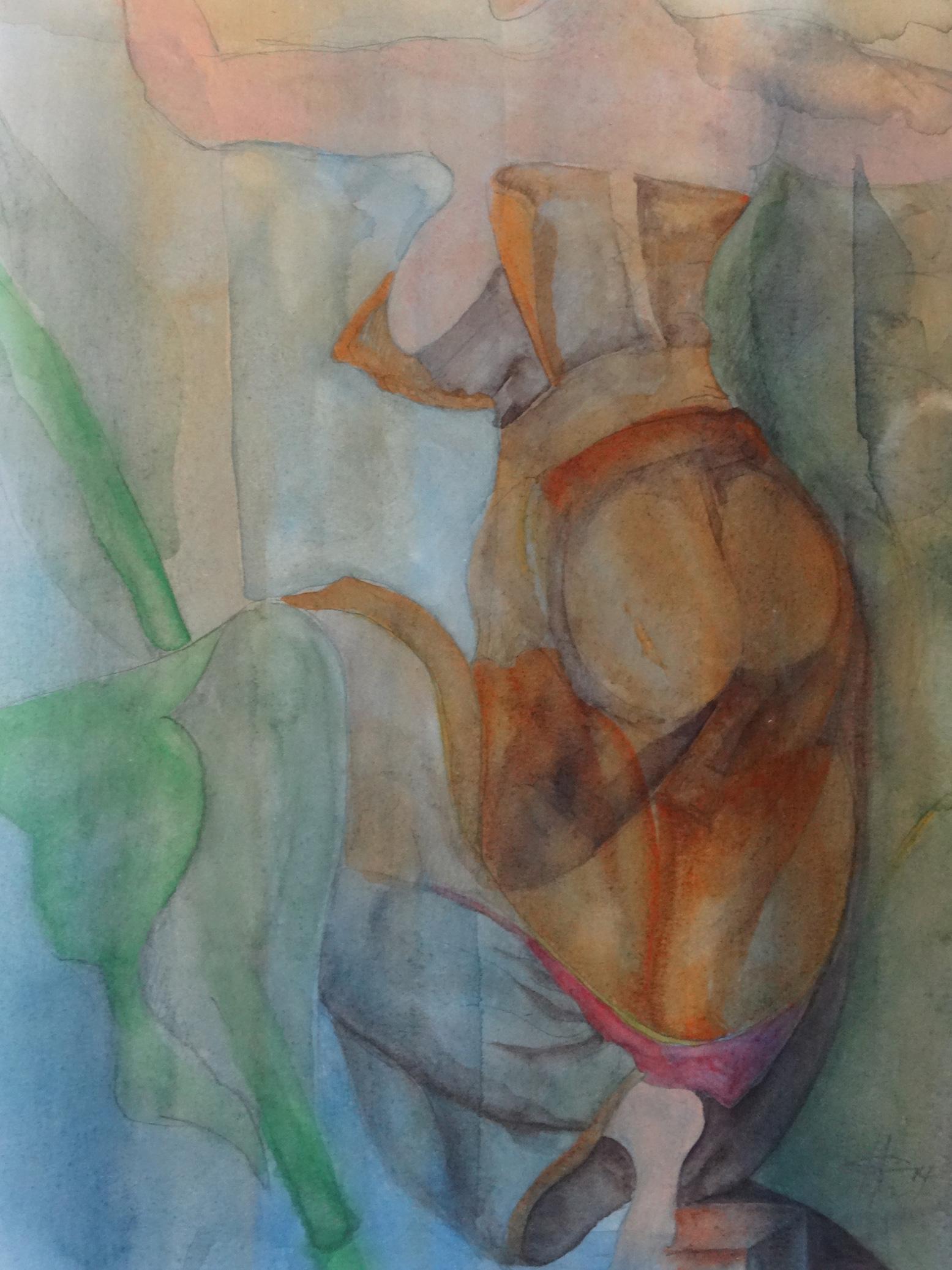 Biebrich 2 | Acryl
