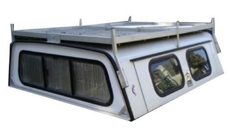 aluminum truck topper for truck bed camping