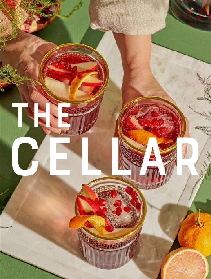 -   THE CELLAR Branding Kit