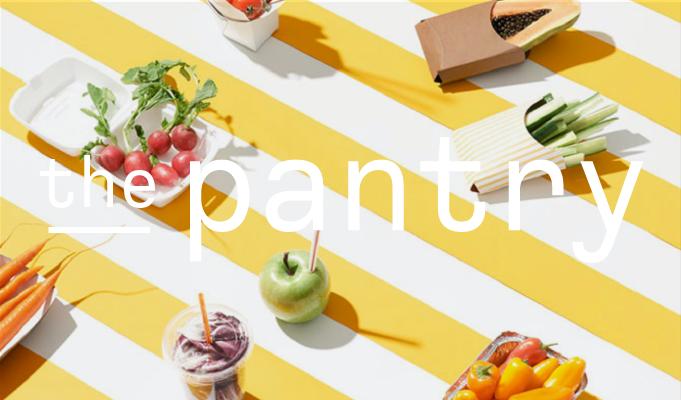 -  THE PANTRY Branding Kit