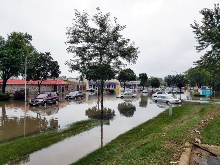 For events like floods and wildfires where many people are affected insurance can be a bit slow due to the number of claims that are happening at the same time.