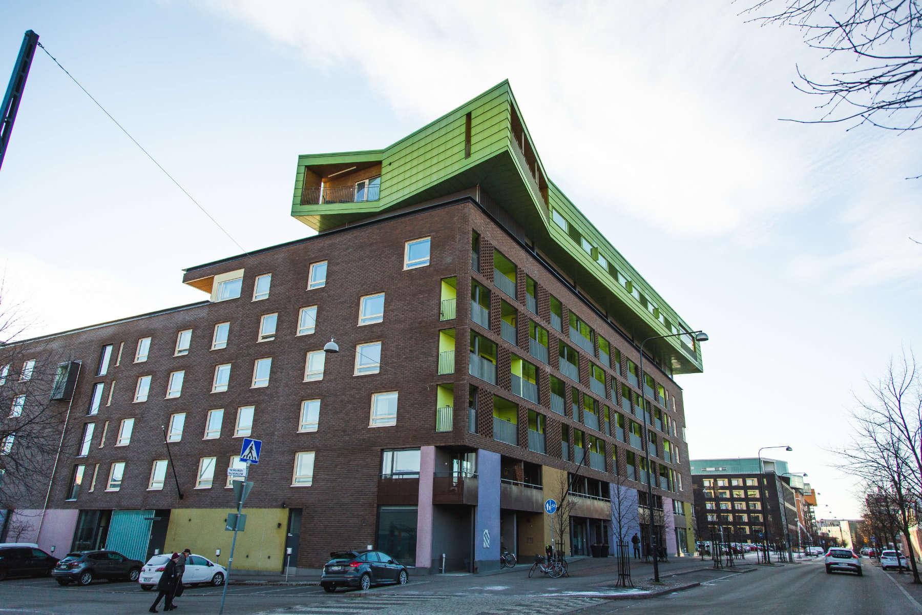 Toukolankatu 27, Helsinki