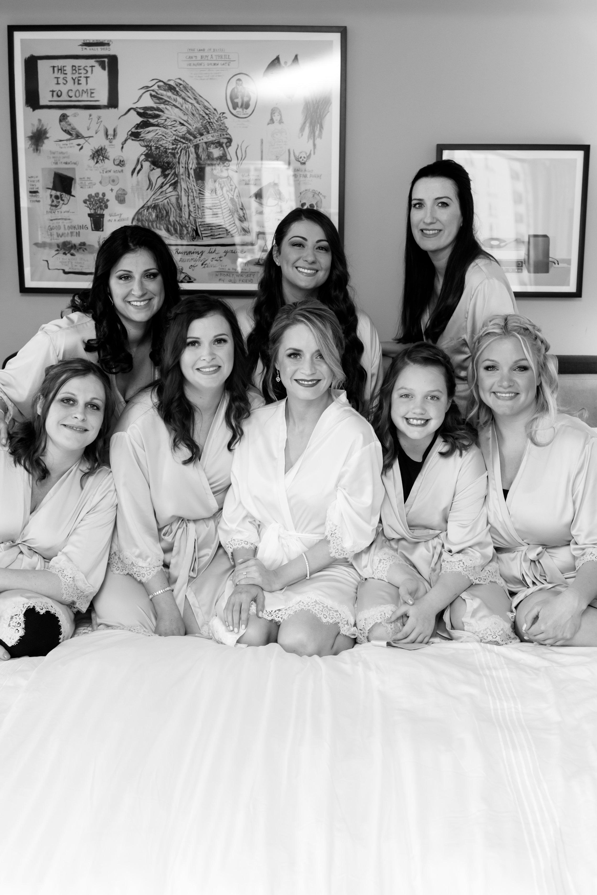 Photo: Kathleen Virginia Photography  Makeup: Elegant Brides Chicago