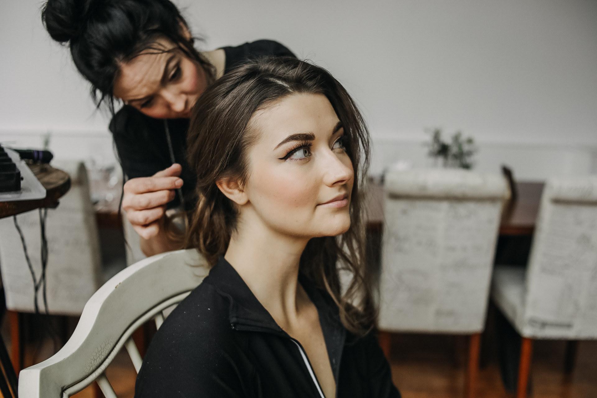 Photo- Bridgette Benson Photography, Hair- Katie Keller , Makeup- Giselle Dozier