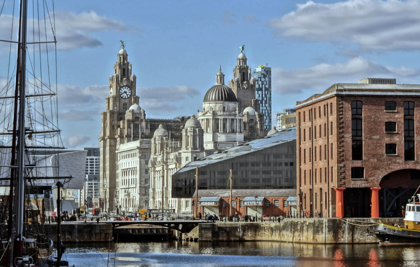 Regional cities such as Liverpool (pictured) offer the most value for investors over the short-to-medium term