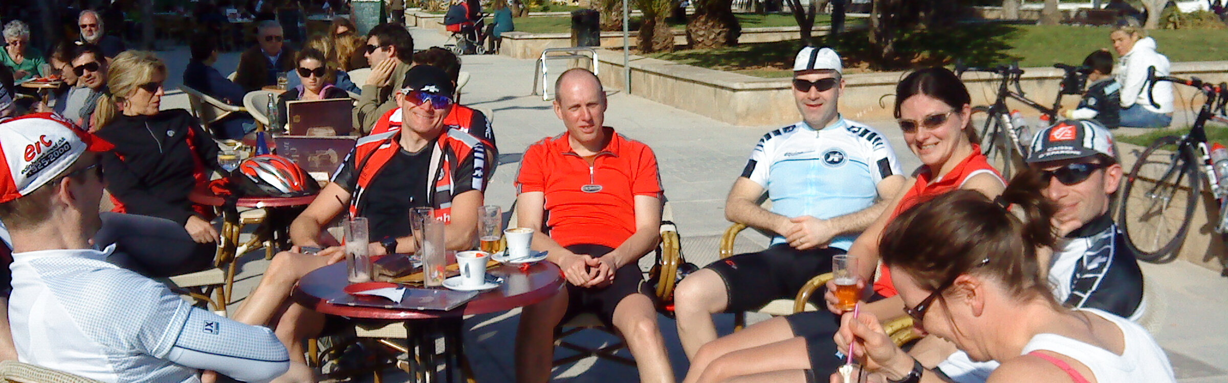 Mallorca training camp with Edinburgh Road Club - training camps are a common way to over do it and get too tired but with careful planning and recovery, you can get a real boost in fitness