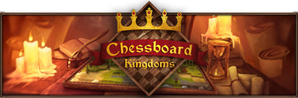 Solve strategic puzzles and participate in tricky multiplayer battles. In addition, get some applicable chess skills as you go, since Chessboard Kingdoms features a ruleset inspired and similar, yet not limited to chess. Tiles are square, board pieces move similarly to those in chess, but terrain can take any size, while featuring obstacles and going into the 3rd dimension with hills, mountains, crevices, and valleys.