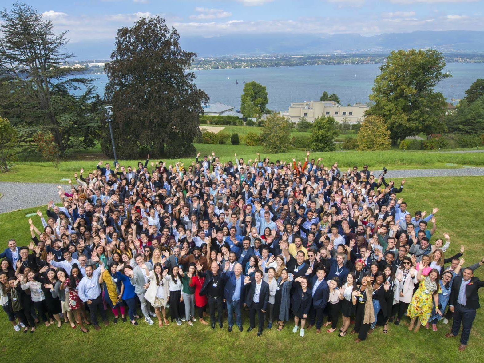 World Economic Forum Global Shapers Summit in Geneva, Switzerland
