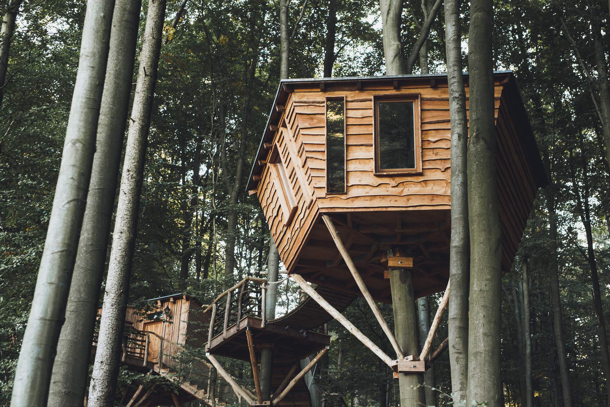 TRUNK TREEHOUSE - MAKE A RESERVATION
