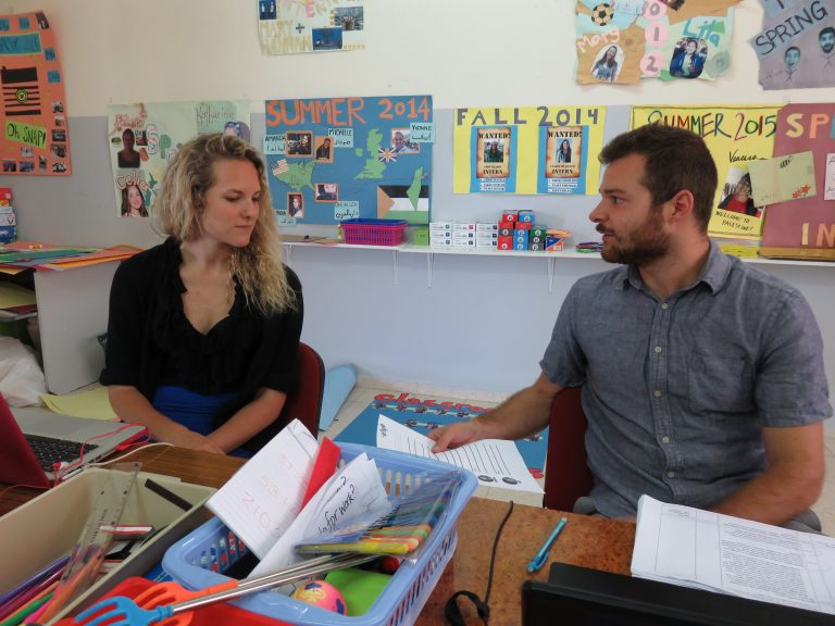 Two of TYO's new EFL fellows share suggestions on making their lesson plans more responsive to student needs.