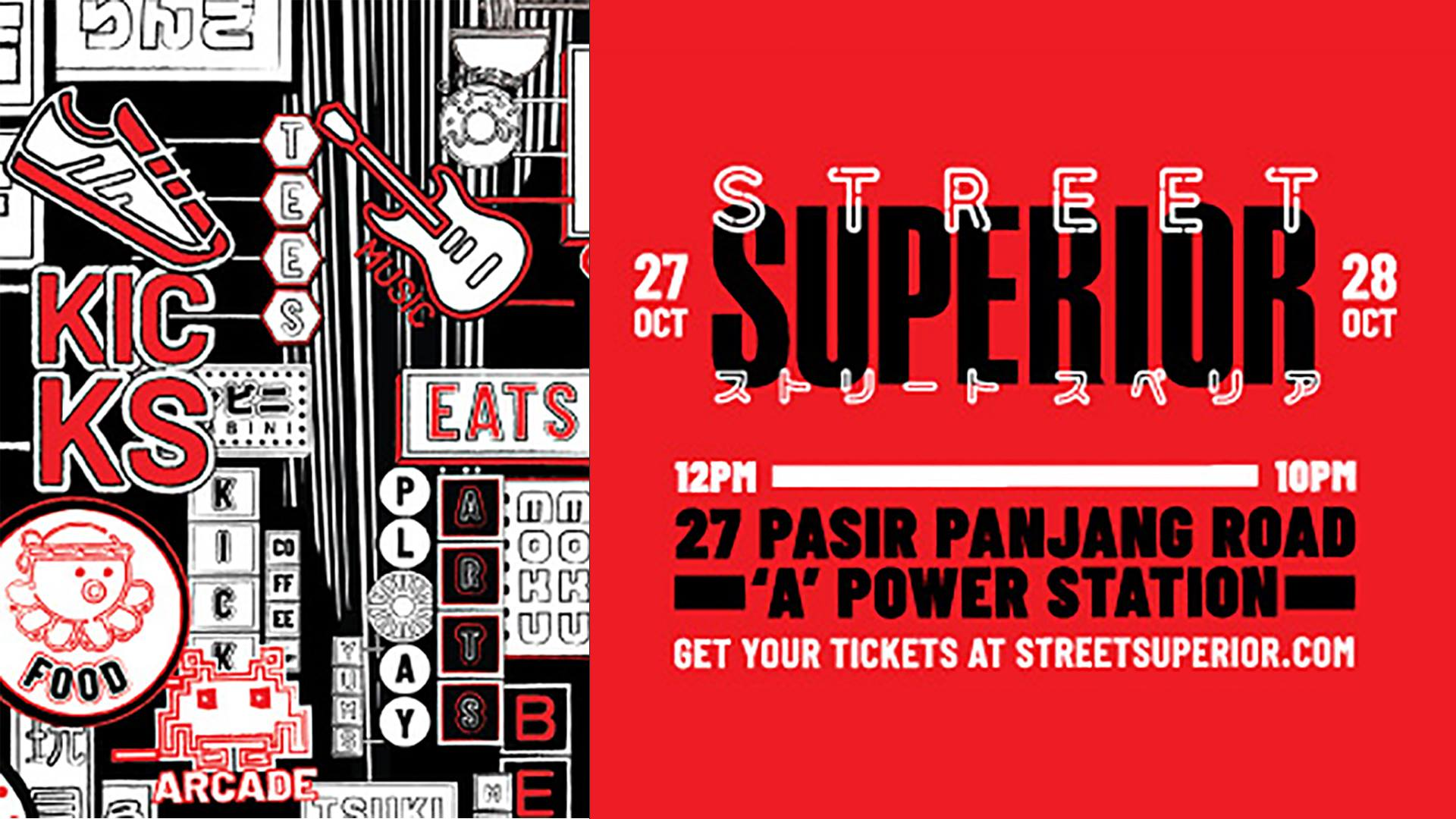 Street Superior 2018 Official Press Release - Introducing Street Superior Festival 2018