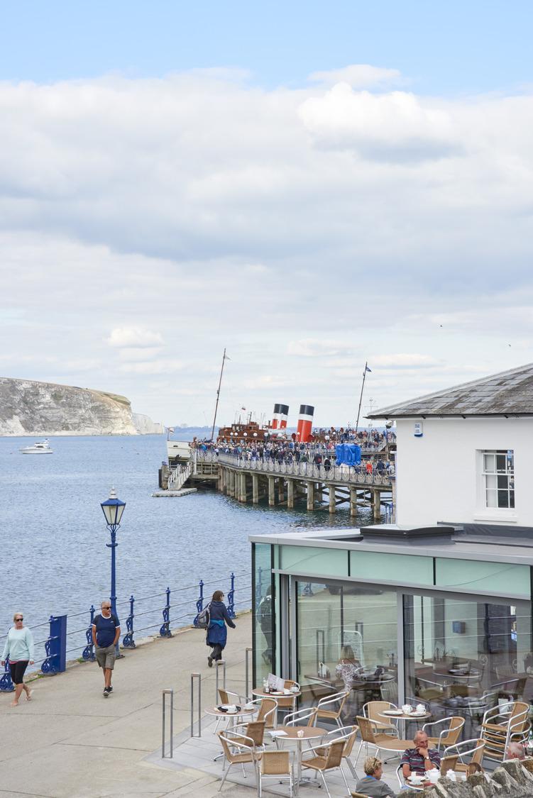 Swanage Pier Regeneration