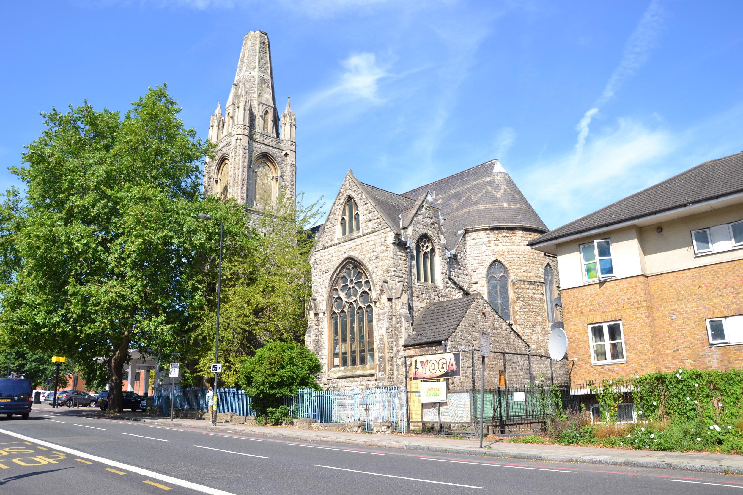 Camden Road New Church