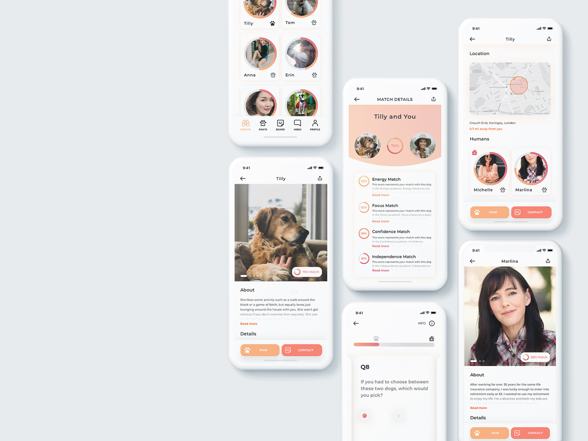 UX/UI DESIGN - Building a local community network