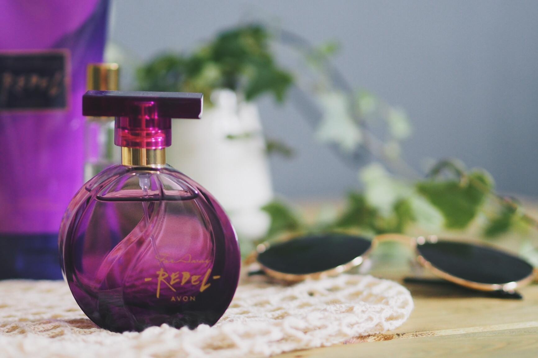 far away Rebel perfume